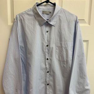 Vince Men's LS dress shirt